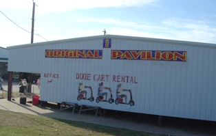 The Original Pavilion ... Canton First Monday Trade Days, Canton, Texas, a favorite selling venue for vendors