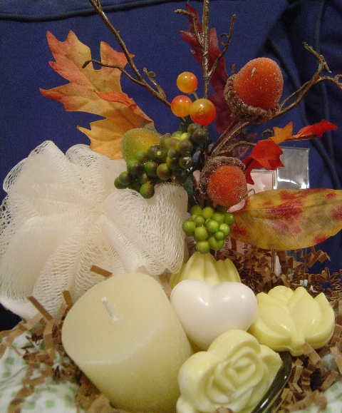 Centerpieces for fall ... shopping at Canton First Monday!