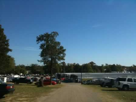 Parking lots abound at First Monday Trade Days in Canton TX