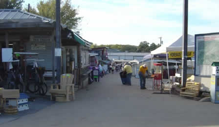 Canton Trade Days Shopping Venues Pavilions Booths